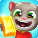 Talking Tom Gold Run Mod 3.2.0.201 Apk [Unlimited Money]