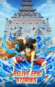 ONE PIECE TREASURE CRUISE Mod 8.4.1 Apk [God Mod/High Attack] 1