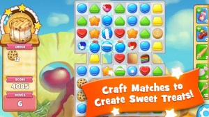 Cookie Jam Mod 8.0.117 Apk [Infinite coins/Lives] 1