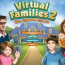 Virtual Families 2 1.6.2 Mod Apk [Unlimited Money]