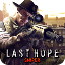 Last Hope Sniper – Zombie War: Shooting Games FPS Mod 1.58 Apk [Unlimited Money]