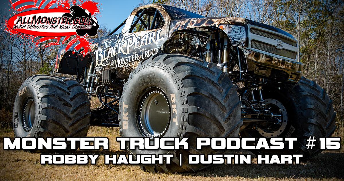 Monster Truck Podcast Episode 15