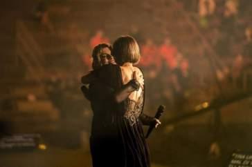 """Dopo il live la dedica di Alessandra Amoroso ad Emma: """"Tutti devono sapere quanto speciale sei…"""""""