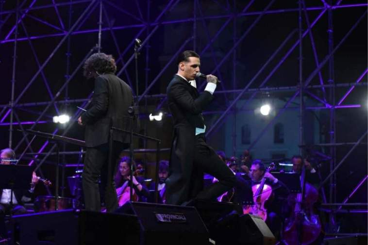 Torna a settembre con Achille Lauro, Mahmood e Edoardo Bennato, il MediTa Festival
