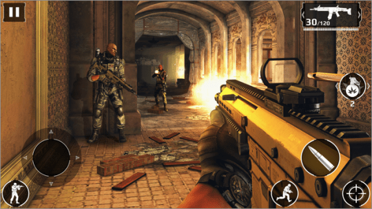 The Top 10 Mobile Games of 2014      The  allmyfaves Blog  Expert     Modern Combat 5  Blackout