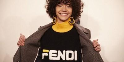 fend fashion week