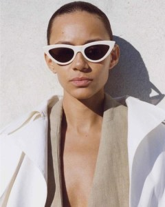 bing white shades advertisement