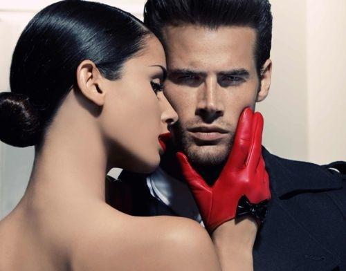 real male models wear make up