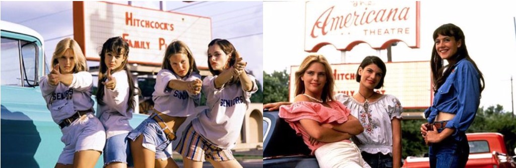 5 most fashionable movies
