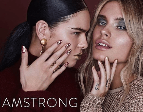 am strong campaign girls