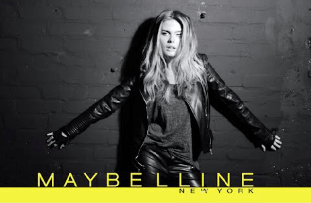 maybelline campaign chloe