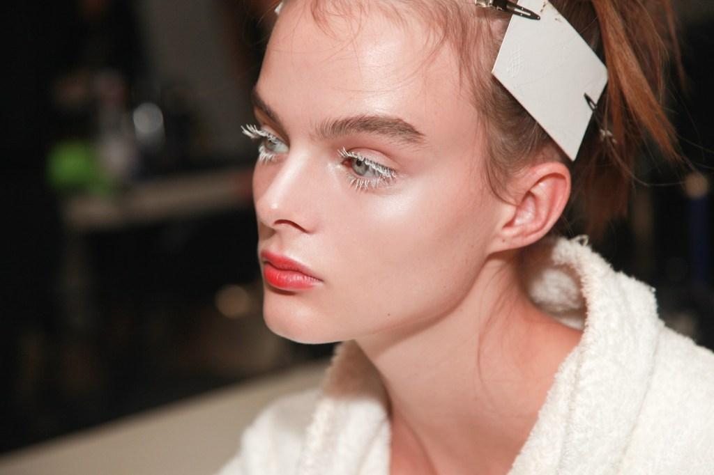 mbfwa, mbfw, all my friends are models, model polaroids, nadine monley, nadine monley beauty department, beauty department man tan,