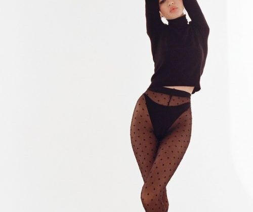 6 Rules to Rock a Pair of Tights