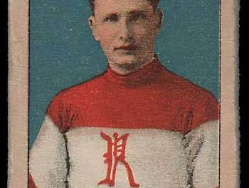 1910/11 Frank Patrick C56 #1 Rookie Hockey Card rd cor
