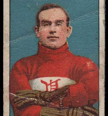 1910/11 Cyclone Taylor C56 #15 Rookie Hockey Card