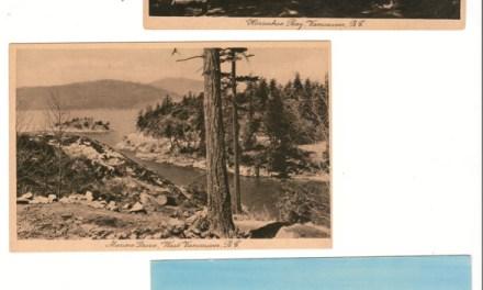 Leonard Frank Horseshoe Bay & Marine Drive at Whytecliff