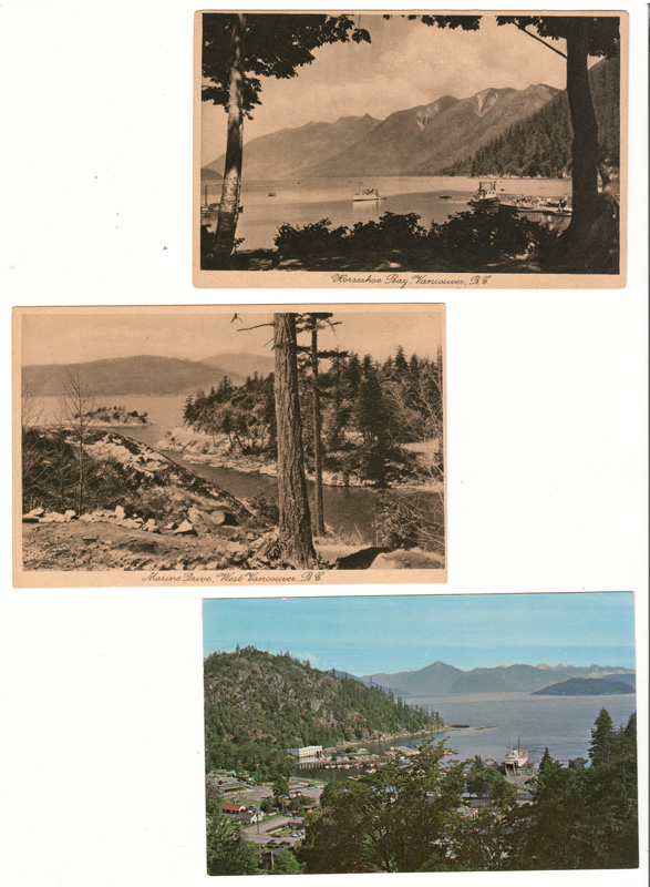 inc Leonard Frank lot 101 Whytecliff, Marine Drive, Horseshoe Bay