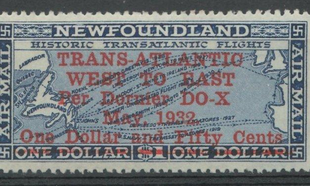 Newfoundland #C12 1932 $1.50 on $1