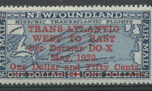 Newfoundland #C12 1932 $1.50 on $1