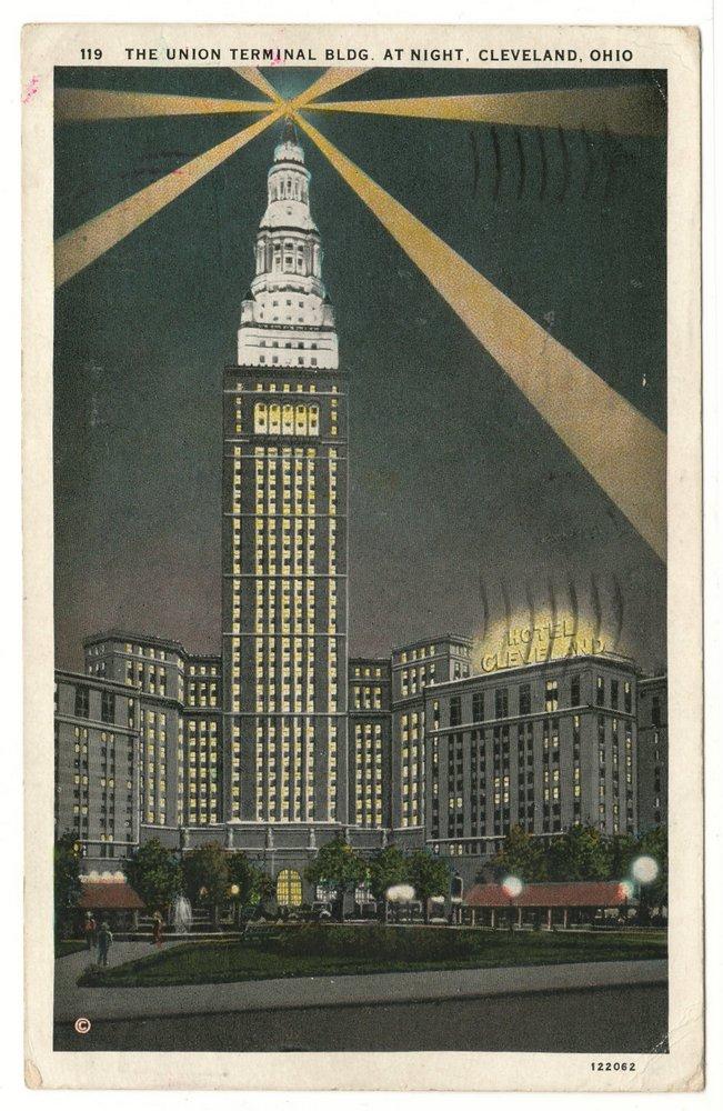 U.S.A. #C13 5 May 1930 65c Zeppelin Flight Postcard