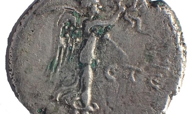 Roman Provincial, Cappadocia, Hadrian, Silver Hemidrachm