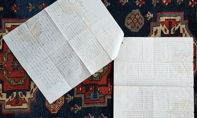 1860 James Douglas Signed Lease to Joseph Trutch, ex Wellburn