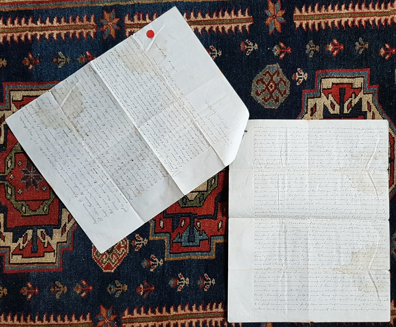 Second page of lease