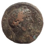 Hadrian 117-138AD, Ae As