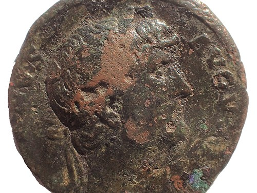 Hadrian 117-138AD, Ae As