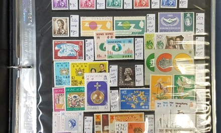Hong Kong 1953/2007 Mint Sets and singles (502)