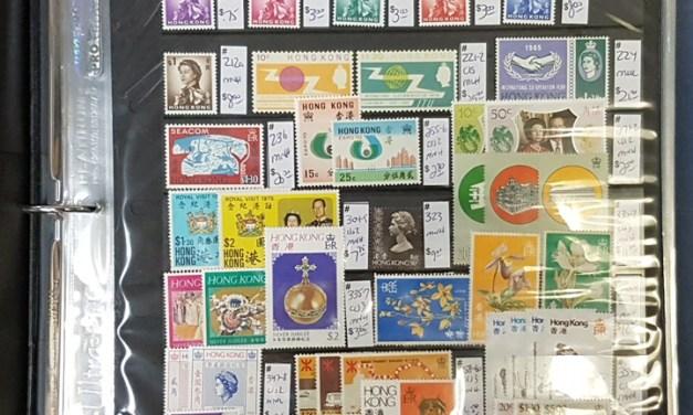 Hong Kong 1953/2007 Mint Sets and singles (502)