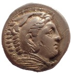 Philip III of Macedon 323-317 BC Silver Tetradrachm