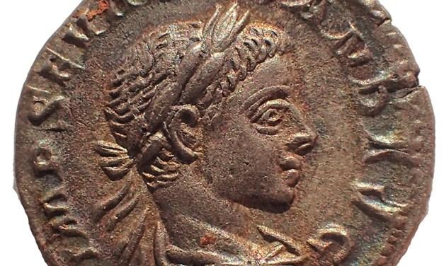 Severus Alexander 222-235AD 19mm 2.5gm Silver Denarius