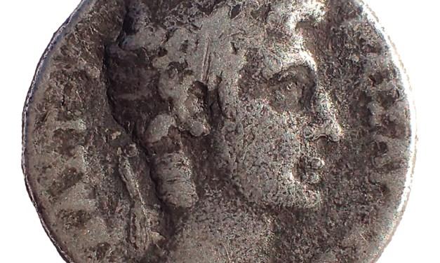 Augustus, Seleucis & Pieria 25mm 14.6gm AR Tetradrachm