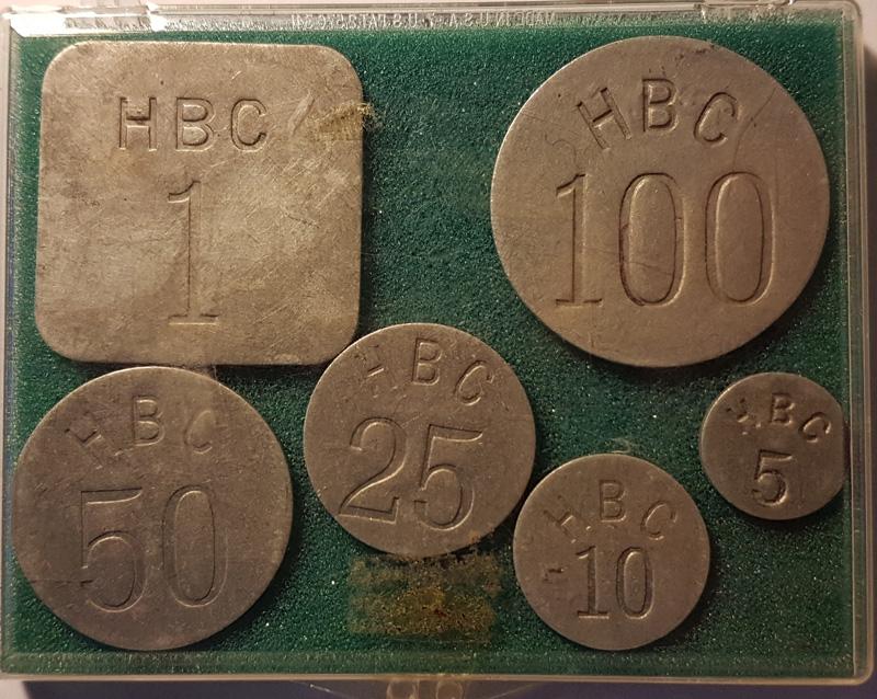 six tokens