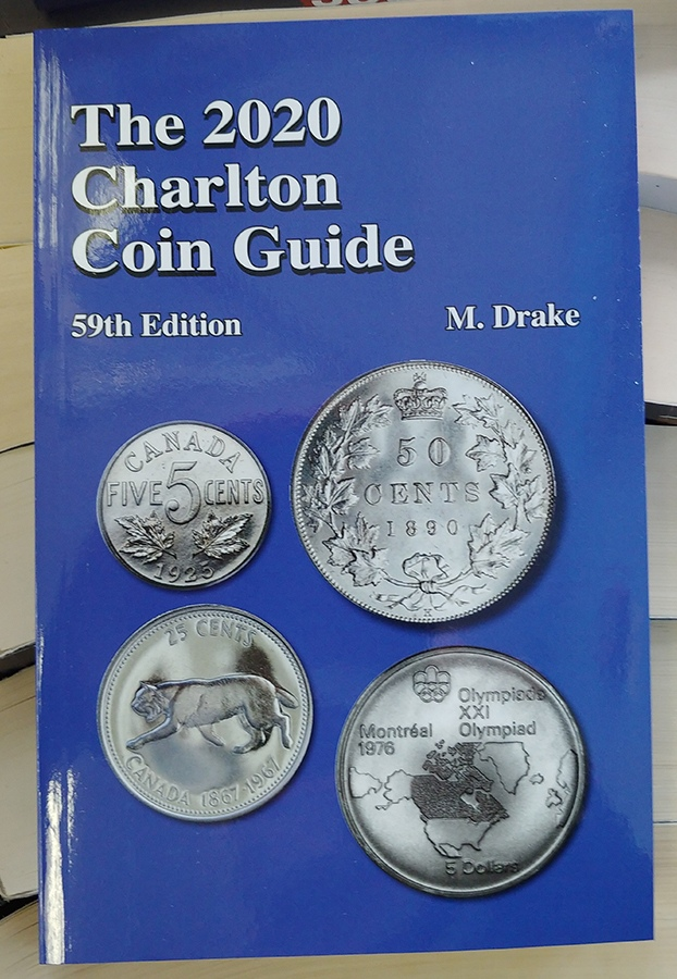 -NEW NEW- 72nd Edition//Volume One The 2019 Charlton Coin Guide