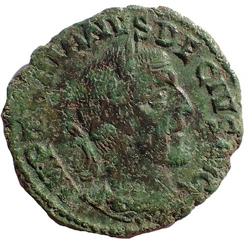 Obverse Trajan Decius
