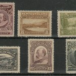 Newfoundland #98-103 1911 Guy Set (6)