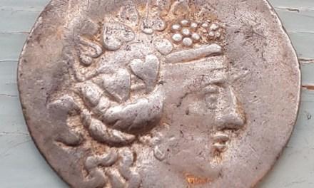 Greece/Thasos 148 BC 17gm Silver Tetradrachm