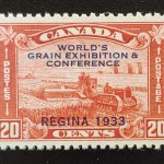 Canada #203 VFNH 1933 30c Grain Exhibition Regina