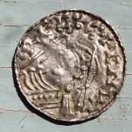 Cnut 1016-1035 York Mint short cross Hammered Silver Penny