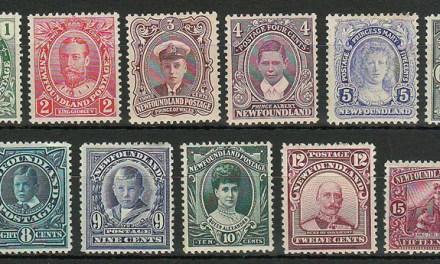 Newfoundland #104-114 Mint 1911 Coronation Set (11)