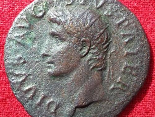 Augustus 27 BC-14 AD As