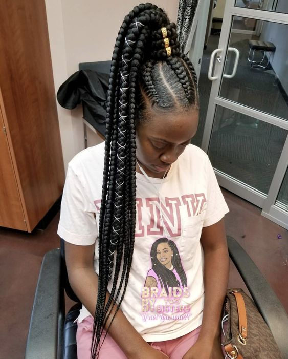 Goddess Braids Hairstyles 2018 For Long Hairs New