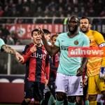 2019 – Inter vince in rimonta contro il Bologna ma perde sugli spalti