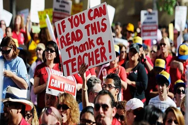 لوس أنجلوس.. أول إضراب من نوعه في 30 عاما