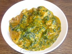 groundnut soup with vegetables