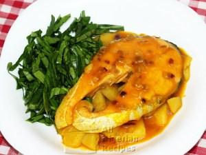 Potato and Fish Porridge