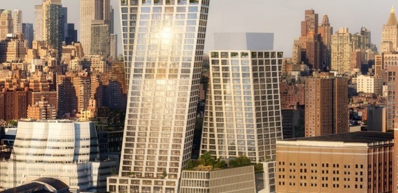 NYC tower design gets a BIG twist