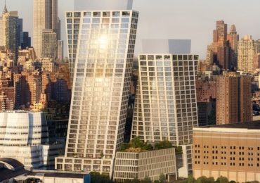 NYC tower design gets a BIG twist